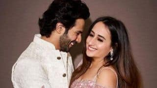 Varun Dhawan Celebrates Girlfriend Natasha Dalal Birthday, Shares Adorable Video on Instagram