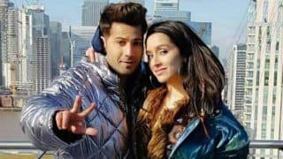 Varun Dhawan Tries to Twerk During Street Dancer 3D Shoot While Shraddha Kapoor Gets All Cheeky