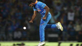 India vs Australia 2nd ODI: Vijay Shankar Denies Thinking About ICC World Cup 2019 Team Selection, Says Focus is to Stay in Present