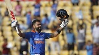 Match Report: कोहली की बैटिंग और डेथ ओवर की गेंदबाजी से भारत को वनडे में 500वीं जीत