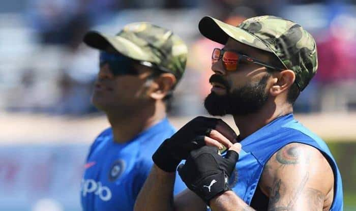 PCB Demands Action Against India For Wearing Military Caps