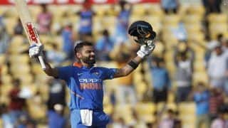 Bangalore's Virat Kohli Needs 50 Runs to Equal Hyderabad's David Warner's Indian T20 League Record
