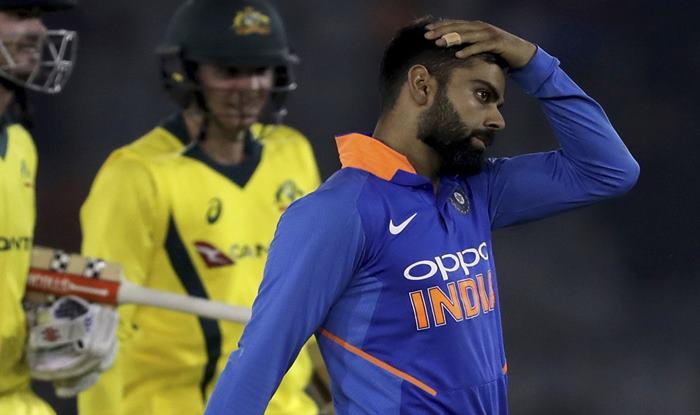 india loss to australia 2019