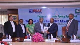 IFFCO Tokio General Insurance Enters Into Strategic Partnership With ESAF Small Finance Bank