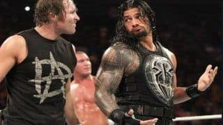WWE's Roman Reigns is Pursuing Dean Ambrose to Sign Contract Extension