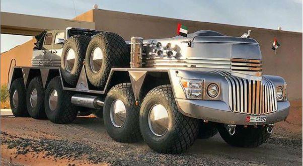 World's biggest SUV