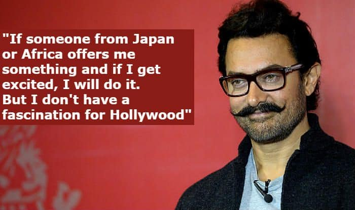 Aamir Khan Reveals Why He's Holding Back The Director in Him And How Hollywood Doesn't 'Fascinate' Him