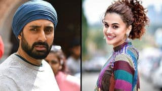 Abhishek Bachchan And Taapsee Pannu to be Sanjay Leela Bhansali's Sahir Ludhianvi And Amrita Pritam in The Biopic?