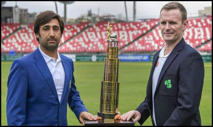 Afghanistan vs Ireland 2019 Only Test Cricket Free Live Streaming Onli...