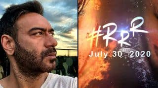 RRR Details Revealed: Ajay Devgn Plays Freedom Fighter in SS Rajamouli's Big Action Film
