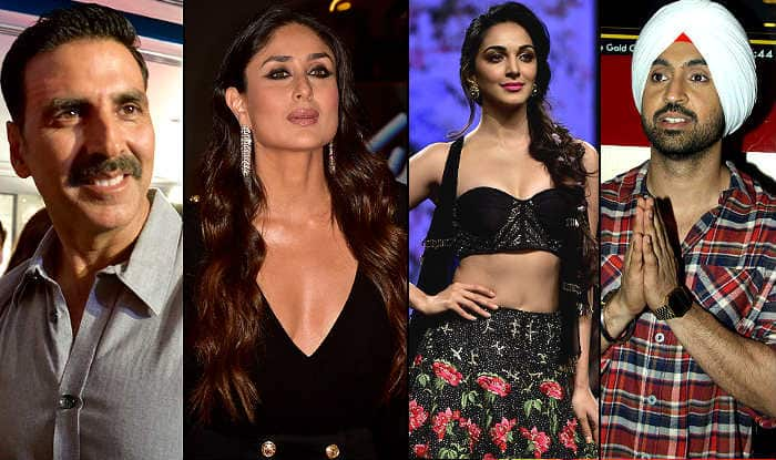 Good News: Akshay Kumar, Kareena Kapoor Khan, Diljit Dosanjh And Kiara Advani Groove to 'Sauda Khara Khara'