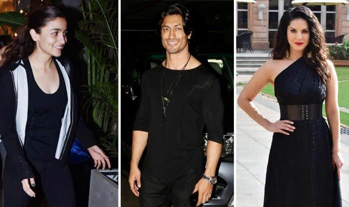 Stars Papped: Sunny Leone, Alia Bhatt And Others Clicked in Mumbai
