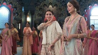 Alia Bhatt Speaks on Training With Pandit Birju Maharaj, Dancing With Madhuri Dixit And Managing Twirls in Kalank's 'Ghar More Pardesiya'