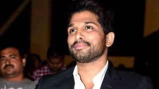 Allu Arjun to Have a Rs 7 Crore Caravan With an 'AA' Signature on it, Read Details