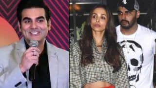 Arbaaz Khan's Reaction to Malaika Arora-Arjun Kapoor's Wedding is Equal Parts Hilarious And Awkward-Watch