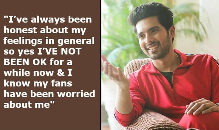 Singer Armaan Malik Reveals he is Battling Depression in Tweets And Receives Wide Support From Fans