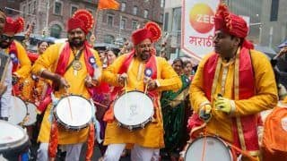Zee Marathi USA Brand Ambassador    Jallosh    Dhol Tasha Raise $100,000 For Various Indian NGOs