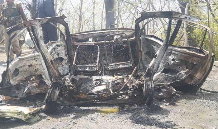'CRPF Bus ko Udana Tha', Hizbul Terrorist Held For Banihal Attack Confesses