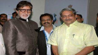 Bollywood Condoles Goa Chief Minister Manohar Parrikar's Death