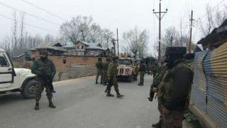 J&K: Two Terrorists Killed in Encounter With Security Forces in Budgam's Sutsu, Search Operation Underway