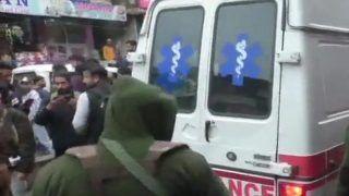 Jammu & Kashmir: Civilian Shot Dead by Terrorists at Baramulla Main Chowk