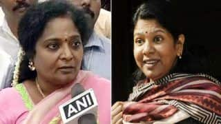 Tamil Nadu: Nominations of BJP's Tamilisai Soundararajan And DMK's Kanimozhi For Tuticorin Parliamentary Constituency Confirmed After Delay