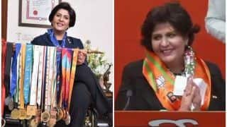 Lok Sabha Elections 2019: Paralympian Deepa Malik Joins BJP, Says PM Modi's Work Motivated Her