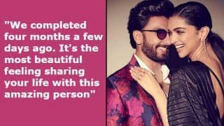 Deepika Padukone Talks About Her 'Magical' Married Life With Ranveer Singh as She Begins Shooting For Meghna Gulzar's 'Chhapaak'