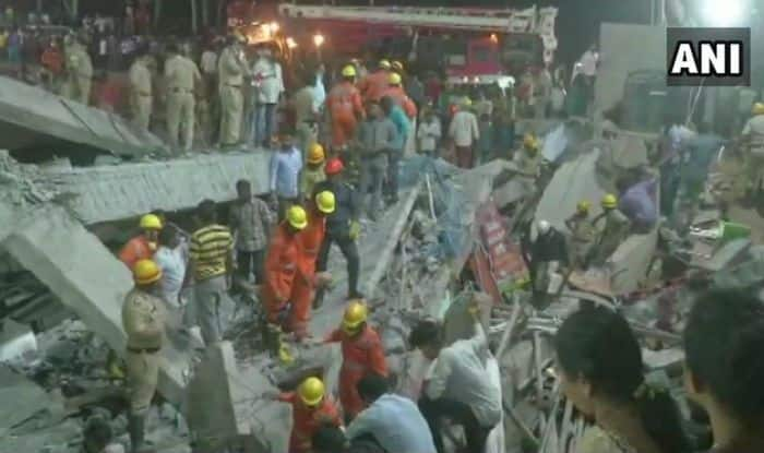 Karnataka: Dharwad Building Collapse Death Toll Rises to Five, 55 Rescued Till Now