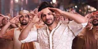 Kalank Song First Class