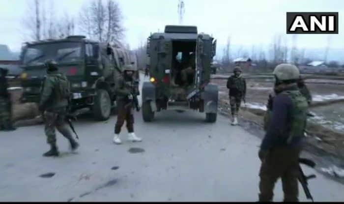 J-K: Encounter Leaves One Militant Dead in Handwara