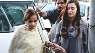 Georgia Andriani Takes Care of Arbaaz Khan's Mother Salma Khan Like a True Daughter-in-Law - See Latest Photos