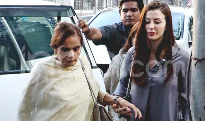 Georgia Andriani Takes Care of Arbaaz Khan's Mother Salma Khan Like a True Daughter-in-Law – See Latest Photos