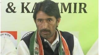 कांग्रेस ने मीर को अनंतनाग और मुरलीधरन को केरल की वडाकार सीट से चुनाव मैदान में उतारा
