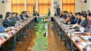 भारत- पाकिस्तान करतारपुर गलियारे को जल्द चालू करने के लिए काम करने पर सहमत
