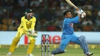 India vs Australia: MS Dhoni 33 Runs Away From Joining Sachin Tendulkar, Virendra Sehwag, Rahul Dravid to Achieve Remarkable Record