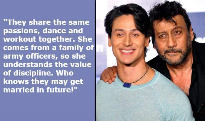 Jackie Shroff Talks About Tiger Shroff's Relationship With Disha Patani, Calls Krishna Shroff 'Student of The Year in Sports'