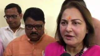 Jaya Prada Blames Party Workers For Defeat: