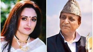 LS Polls: Jaya Prada Trains Guns at Azam Khan Again, Says No One Helped me Due to His Fear