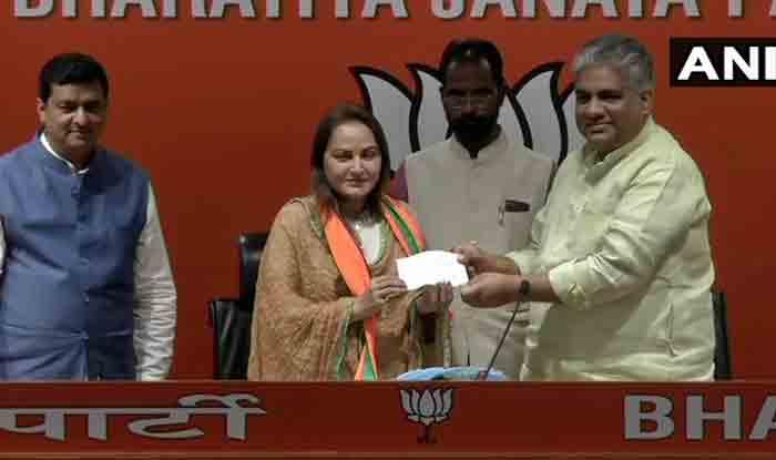 Jaya Prada joins BJP