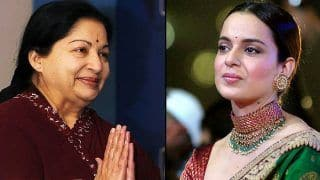Kangana Ranaut Recommends 'Jaya' to be Removed as The Title of Jayalalithaa-Biopic