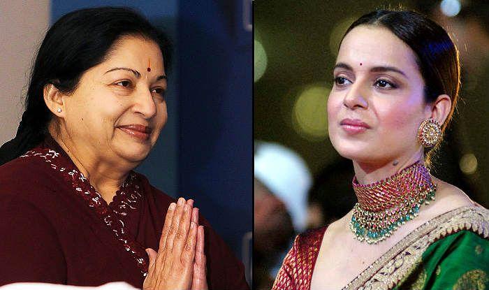 Kangana Ranaut to Play Jayalalithaa in Her Biopic, Titled 'Jaya' in Hindi And 'Thalaivi' in Tamil
