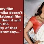 Kangana Ranaut Makes a Bold Statement on Winning a National Award For Her Performance in 'Manikarnika: The Queen Of Jhansi'