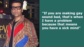 Karan Johar Talks About His Sexuality on Arbaaz Khan's Show, Says 'People Sound Like I Have a Disease'