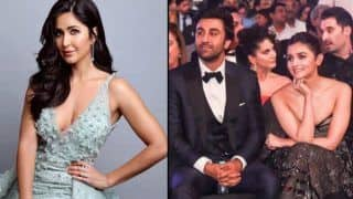 Ranbir Kapoor-Katrina Kaif Meet And Hug Each Other at Filmfare Awards 2019, Photos go Viral