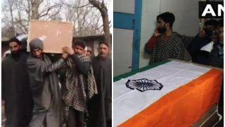 कश्मीर: आतंकवाद से लड़ने को नियुक्त हुईं SPO ख़ुशबू जान की हत्या, आतंकियों ने मारी गोली