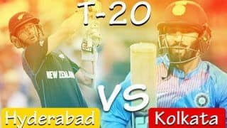 Indian T20 League Kolkata vs Hyderabad Match 2 Eden Gardens Update: Playing XI For Both Teams