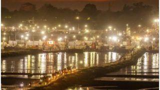 Kumbh Mela 2019: महाशिवरात्रि के दिन है कुंभ का आखिरी स्नान, मेले में बढ़ी श्रद्धालुओं की भीड़