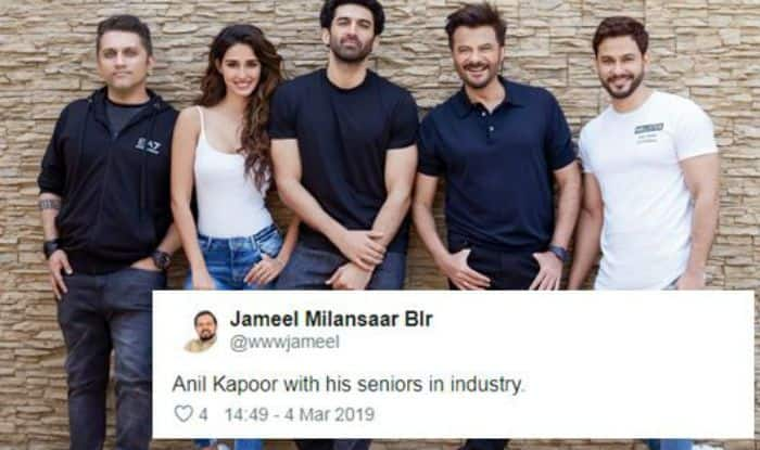 Anil Kapoor S Young Look Amazes Twitterati After Mohit Suri Announced Malang With Him And Other Stars Check Best Tweets India Com