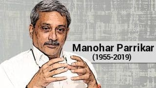 Manohar Parrikar Demise: Goa Minister Orders Probe Into Purification Ritual at Venue